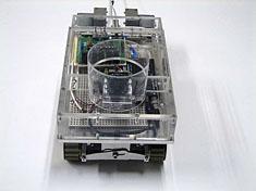 管内検査ロボット
