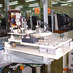 CRT生産設備
